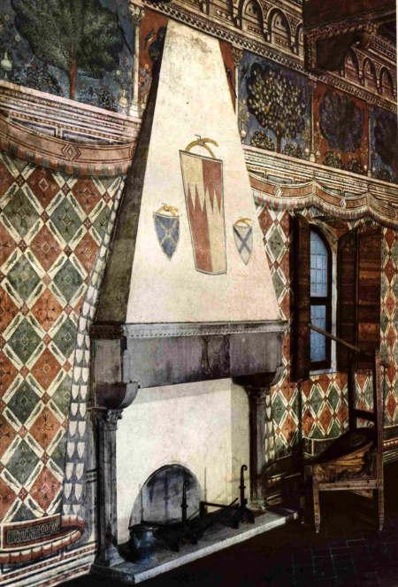 Realizzazioni camini rustici ristrutturazioni e for Case stile antico
