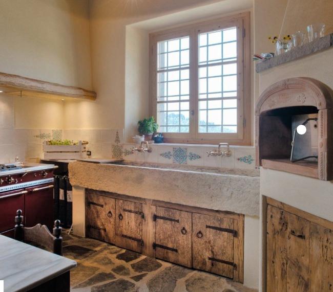 Cucine in muratura www.stilecountry classico (30) | RISTRUTTURAZIONI ...