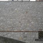 recupero muro e scale in pietra