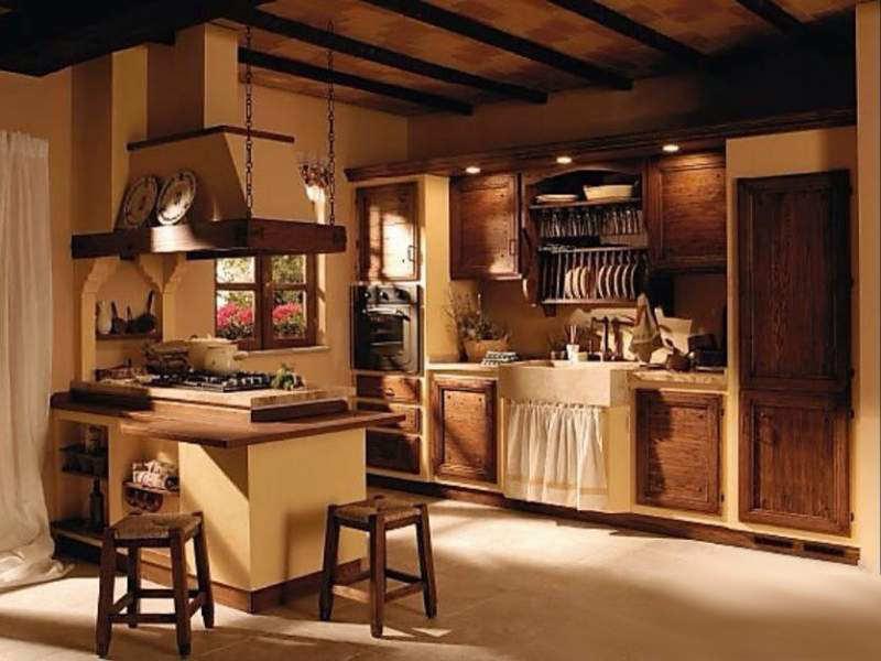 Cucine in muratura   RISTRUTTURAZIONI E ARREDAMENTI IN STILE COUNTRY