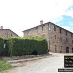edificio rustico Toscana