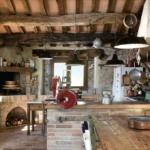 Come arredare la tavernetta rustica (1)