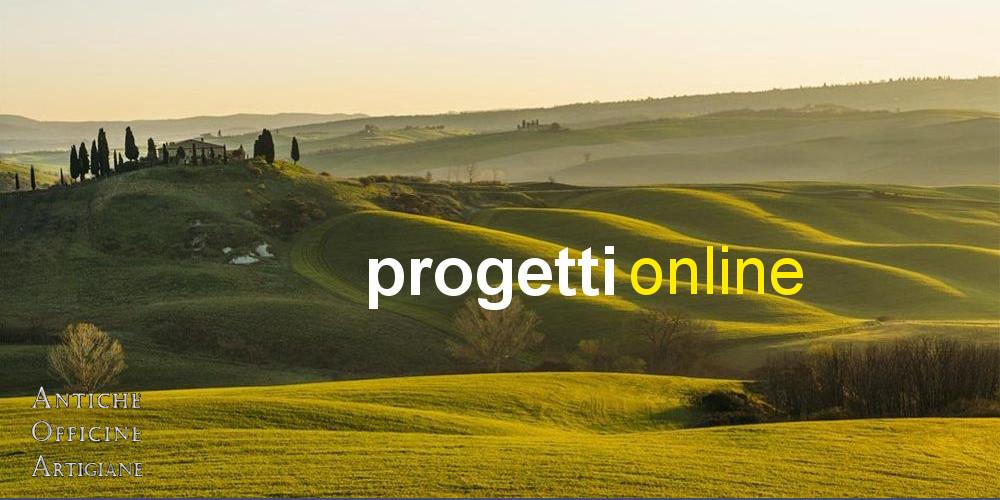 progetti country online per ville e casli