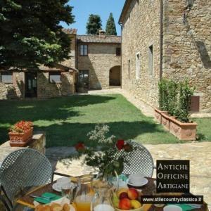 progetti in stile country Toscano per ville e casali